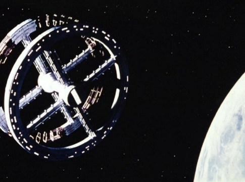 Why Do Space Stations Spin Only In Science Fiction Movies?