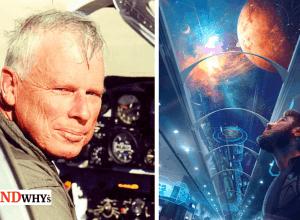 ex-cia pilot John lear