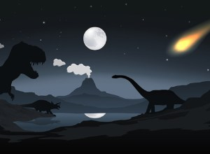 Can We See Dinosaurs In The Past