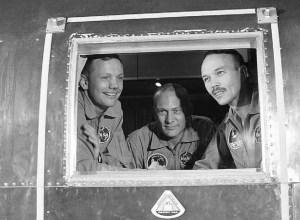 Buzz Aldrin Saw UFO on The Moon