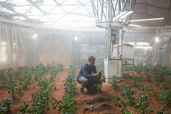 Natural Oxygen In Spacecraft