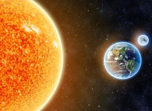 Sun Made Of Light Elements
