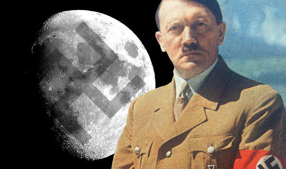 Nazis on The Moon