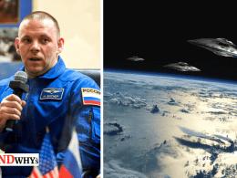 Thousands Of Alien Spaceships Evacuating