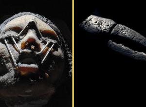 Alien Spaceship Found On Moon