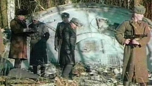 23 Russian soldiers turned to stone
