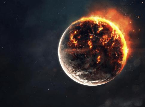 Average Temperature On Earth Rises