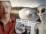 Richard Doty Roswell UFO crash