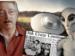 Richard Doty Roswell UFO crash