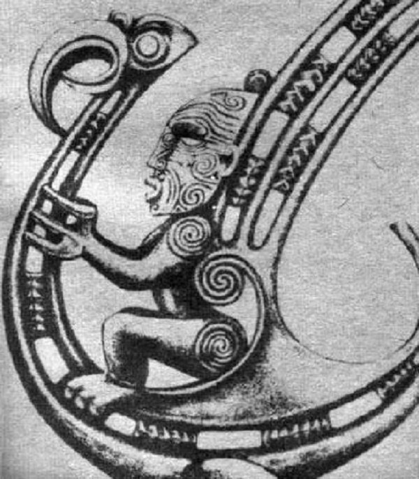 God Pourangahua