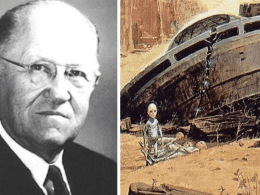 1941 UFO Crash In Missouri