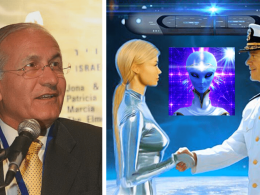 Ex-Israeli Space Head Claims Aliens