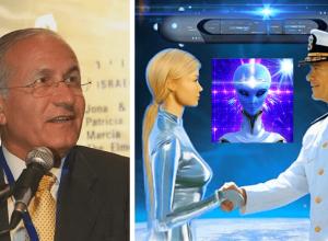 Ex-Israeli Space Head Claims Aliens