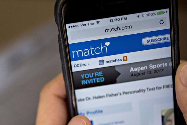 Match dating site 2021