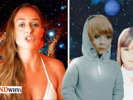alien contactee Bridget Nielsen