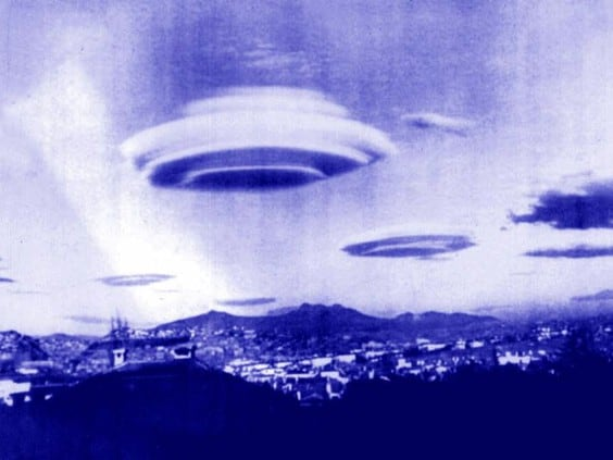 UFOs in Canada