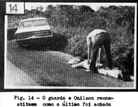Onilson Páttero UFO case