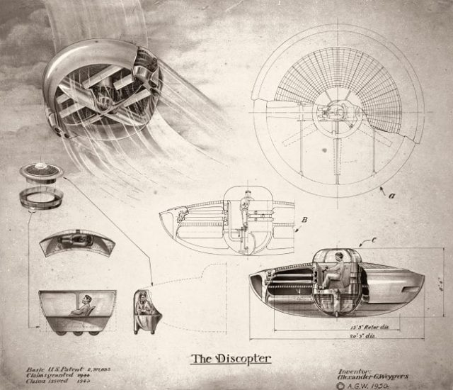 the discopter designs