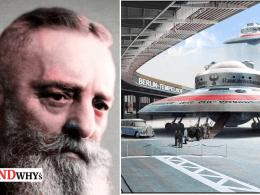 Viktor Schauberger Nazi UFO
