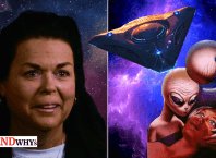Canadian Woman Corina Saebels UFO Encounters