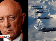 Former CIA Director Believes In UFOs