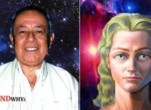 Enrique Castillo met Pleiadians