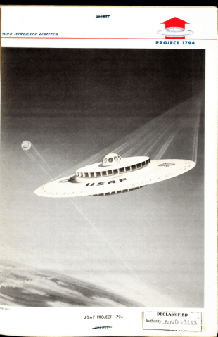 USAF Project 1794