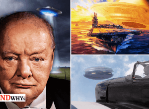 Mysterious UFO Sightings During 1952 NATO Exercises
