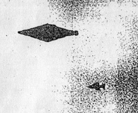 Calvine  ufo