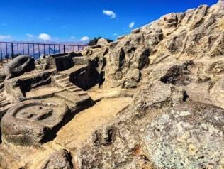 Sayhuite Carved Stone In Peru 2