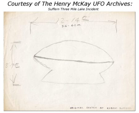 Original Sketch by Robert Suffern