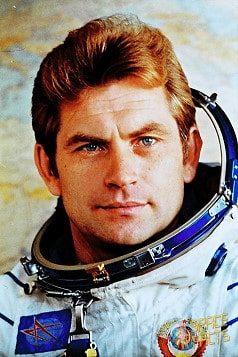 Retired Russian cosmonaut Vladimir Kovalyonok
