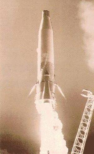 The Atlas Missile
