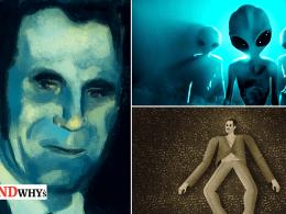 Zigmund Adamski alien