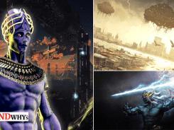 Ancient India UFO