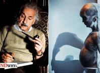 Einstein Roswell Aliens