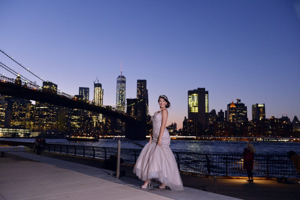 sweet sixteen photography in New York