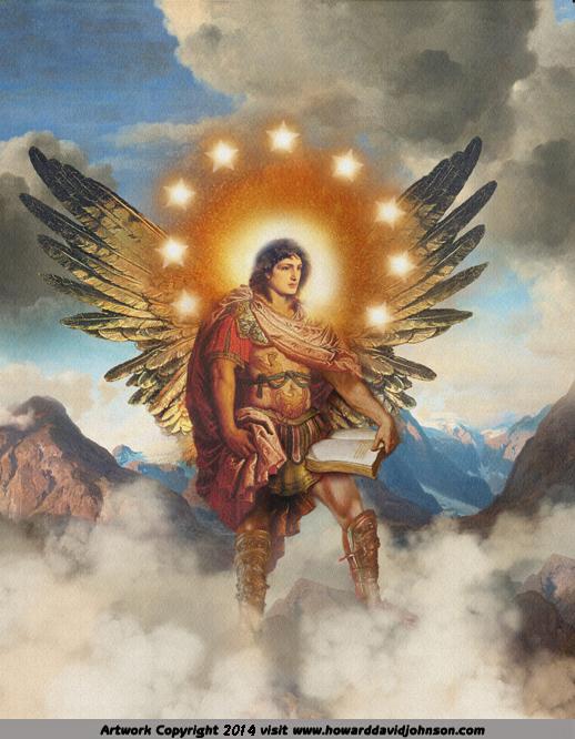 Archangel uriel the wisdom of god