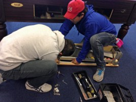 And some even help to fix the pool table...