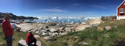 Launch Site Ilulissat