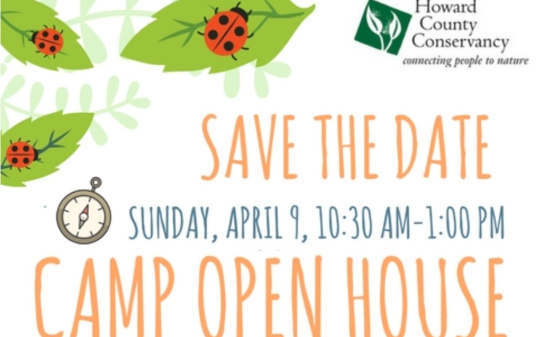 Save the Date – Camp Open House