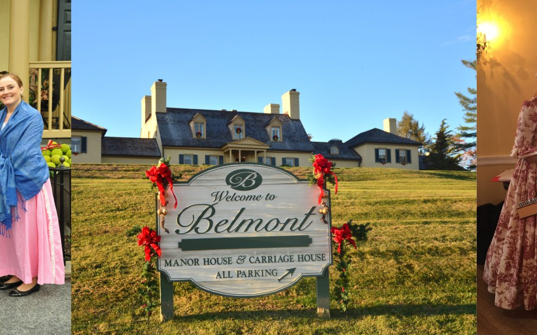 Colonial Holiday Celebration