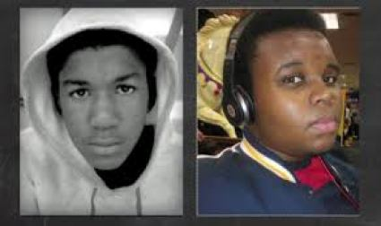 TRAYVON AND MICHAEL
