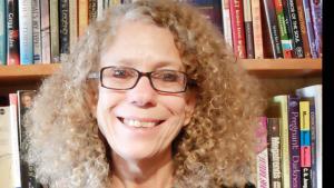 JANET PHELAN close up