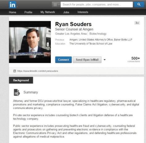 DR C - RYAN SOUDERS