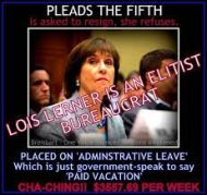 LOIS LERNER IRS FRAUD