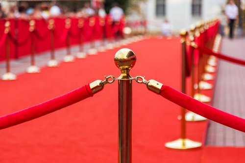 The  political  power of the red carpet   How Cool Brands Stay Hot The  political  power of the red carpet