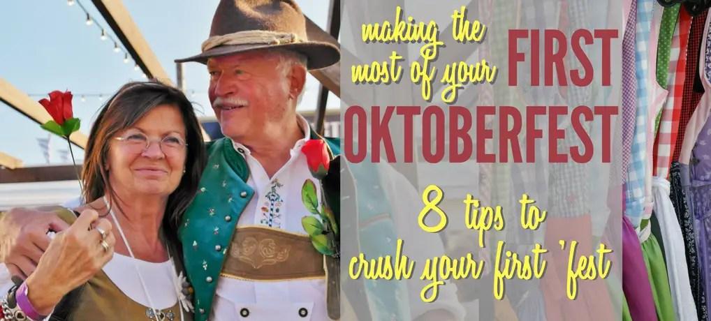 first oktoberfest tips