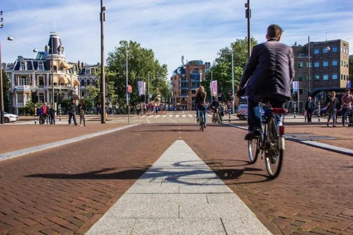 day trip amsterdam bikes