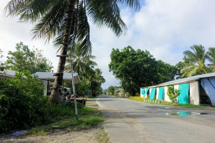Tuvalu Oceania